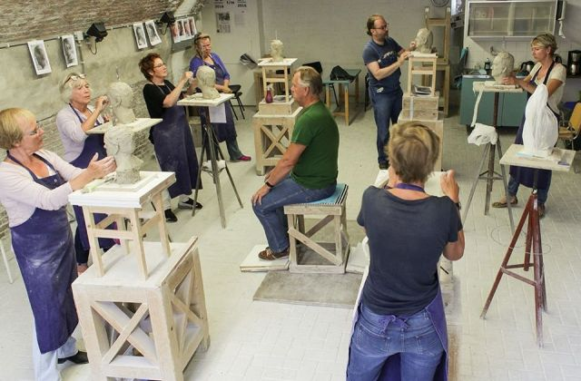 Workshop Portret boetseren
